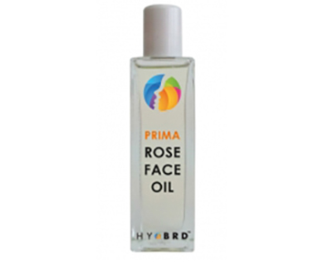 Face Oil with Rose & Raspberry